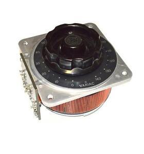 GENERAL RADIO W20 VARIAC 0-140 VAC