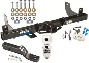 2006-08 FORD F150 & LINCOLN MARK LT COMPLETE TRAILER HITCH PACKAGE W/ WIRING KIT