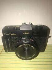 Vintage Genuine ~ Pierre Cardin 35MM Camera Color Optical Lens Series 746277