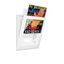 ART VINYL Play & Display Flip Frame Bilderrahmen für Vinyl-Schallplatten - weiß