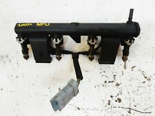 05 > PEUGEOT 206 1007 207 307 PARTNER 1.6 16v (TU5JP4) FUEL RAIL & INJECTORS