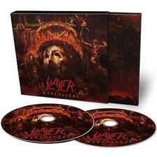 SLAYER Repentless (Limited Edition CD + DVD Pack) CD NEW