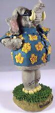 Wrinkled Relic New Bobble Elephant Figurine Over The Hill Retirement Gift 21597