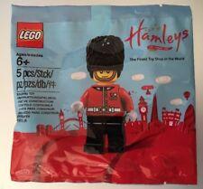 LEGO Hamleys Toy Shop UK Exclusive 5005233 Royal Guard Minifigure Polybag SEALED