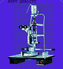 Slit Lamp Bio Microscope Manufacturer Eye Examination and Ophthalmology