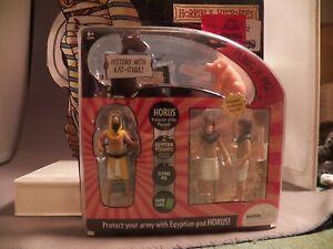 Horrible Histories Egyptian Starter Kit with Horus