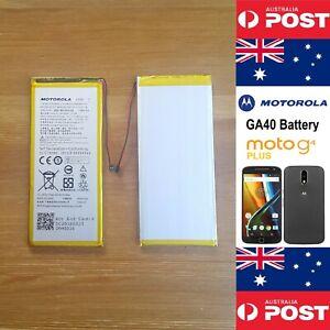 MOTOROLA GA40 GENUINE Original Battery Moto G4 / Moto G4 PLUS  3000mAh   Local