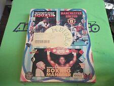 PC GAME- Manchester United / World Champ Boxing Mgr / Jahangir Khan Champ Squash