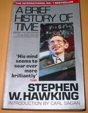 Stephen W. Hawking: A Brief History of Time Universe from Big Bang to Black Hole