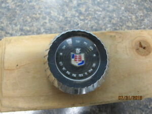 1957 Mercury Power Steering Horn Ring Cap FoMoCo Very Nice Condition Reduced !!!