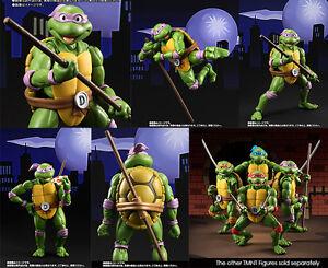 TAMASHII NATIONS - S.H.Figuarts - TEENAGE MUTANT NINJA TURTLES Donatello