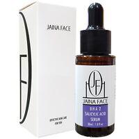 Salicylic Acid 2% BHA Serum Mild Peel Acne Scar Pore Sebum Blackheads Oily Skin
