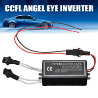 Inverter Ballast For CCFL Angel Eyes Halo Rings Light 12V Female 2 Outputs