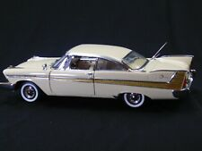 Franklin Mint 1957 Plymouth Fury w/Certificate Authenticity