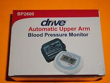 Drive Automatic Upper Arm Blood Pressure Monitor BP2600