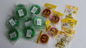 Fly tying beads- Gold, Silver, Tungsten, nymph eyes -selection tubs