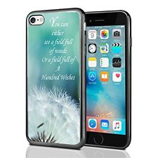 Dandelion Quote For Iphone 7 Case Cover By Atomic Market