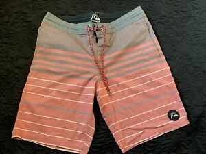 Mens Quiksilver Board Shorts 32