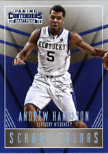 2015-16 Panini Contenders Draft Picks SCHOOL COLORS #3 Andrew Harrison