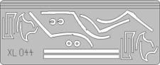 Eduard 1/32 Bell H-13 SIOUX Peinture Masque # XL044