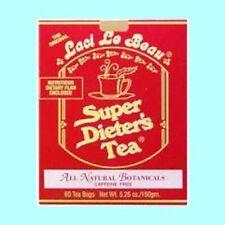 Super Dieters Tea-Original Laci Le Beau 60 Bag