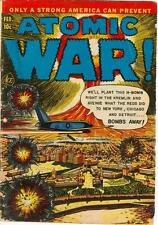 Atomic War #3 Photocopy Comic Book