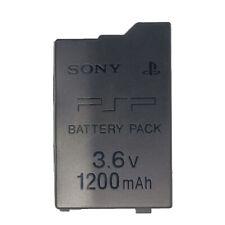 Official Genuine OEM Sony Brand PSP 2000 3000 Slim Battery 1200mAh PSP-S110 A502