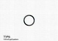 A/C Compressor Port Seal Kit pack 5 Chevrolet S-10 98 -02 ACDelco 15-30999 BN19