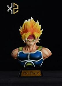 XZ Studio DRAGON BALL 13 Burdock Resin Painted Figure Bust Statue Collection N