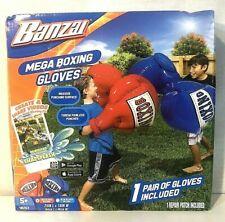 Banzai Kids Toys Inflatable Mega Boxing Gloves 48263 Fun Brand New