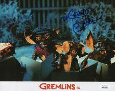 "Mark Dodson Autograph Signed 8x10 Photo - Gremlins ""Voice of Gremlins"" (JSA COA)"
