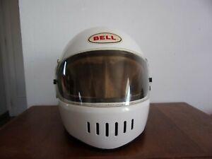BELL USA casque intégral taille small 1991 ? mousses à restaurer avec son carton