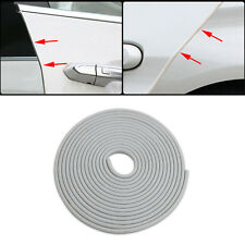 16FT / 5M White Car Door Edge Protector Strip Scratch Guard Moulding Trim Cover