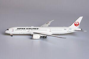 NG Model 1:400 JAL Japan Airlines Boeing B787-900 Dreamliner JA863J