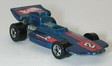 Hot Wheels Bw Basic Wheel blue #2 race car