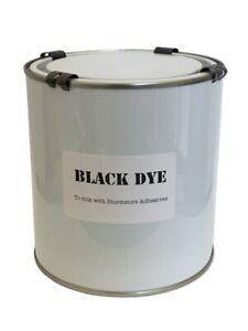 Adhesive Dye 1 Litre - Black