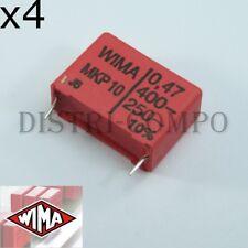 Condensatore MKP10 470nF 400VDC 250VAC RM22.5 10% Wima (Lotto da 4)