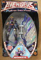 VTG AVENGERS UNITED THEY STAND HAWKEYE ACTION FIGURE MARVEL COMICS TOY BIZ 1999
