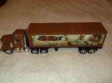 nef NIB 1997 Taylor Trucks LE Havana Hauler Plastic Semi/Trailer 1:32 383/1008