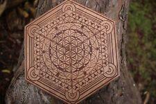 Flower of life / Metatron's cube - Crystal Grid - Sacred Geometry