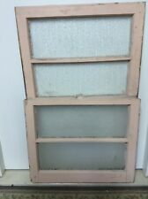 New listing Antique Bathroom Window Privacy Sachs with Pebbled Glass