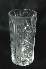 Fifth Avenue Wellington Cut Crystal Hiball  Glasses 13oz Highball