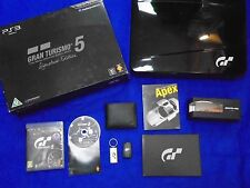 ps3 GRAN TURISMO 5 Signature Edition Real Driving Simulator PAL UK REGION FREE
