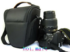 Camera Case Bag for Nikon D7100 D7200 D5200 D5300 D5500 D3300 D3200 D3400 NEW