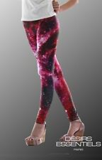 Leggings femme Galaxy Taille 36 - 38 - 40  - Caleçon- Pantalon - Slim