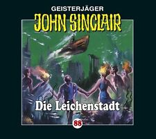 John Sinclair Hörbücher und Hörspiele auf Englisch