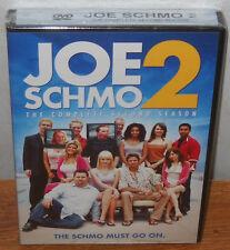 Joe Schmo 2 - The Complete Second Season (DVD, 2009) BRAND NEW!!
