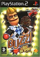 BUZZ  LE QUIZ DU SPORT        ---    NEUF   --- pour PS2