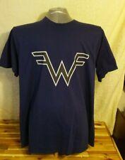 Weezer band logo concert tour T-Shirt Tshirt- Size Adult Xxxl (3xl)