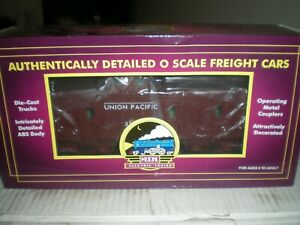 MTH O scale UNION PACIFIC CA-1 WOOD SIDE CABOOSE #2262, 2 Rail